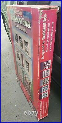 1 Inch Scale House Dollhouse Kit QuickBuild Imagination Dollhouse # 67100