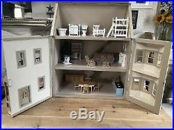 Bespoke Wooden Dolls House