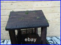 Dolls House 112th Mausoleum Crypt Tomb Graveyard Haunted Wooden