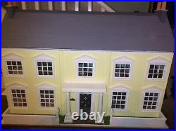 Dolls House Country Style real wooden floors