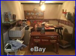 Fantastic Wooden Country Mouse Dolls House with Orangery & Loads Of Accessories