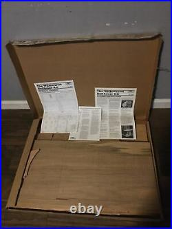 Greenleaf dollhouse kit The Willowcrest Wooden Dollhouse Kit (RARE/unassembled)