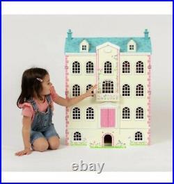 Jupiter Workshops Wooden Majestic Mansion Doll House