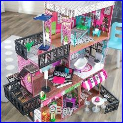KidKraft 65922 Brooklyn's Loft wooden Dollhouse kids