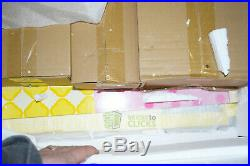 KidKraft Wooden So Chic Dollhouse (Package Wear) 46x28 fits up to 12 dolls