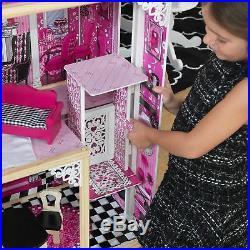 Kidkraft Amelia Dollhouse, Wooden House with Lift fits Barbie sized Dolls Brand