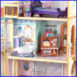 Kidkraft Disney Princess Ariel Undersea Kingdom Wooden Kids Girls Dollhouse New
