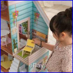 Kidkraft Juliette Dollhouse Wooden Dollhouse Includes Accessories