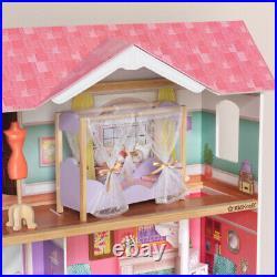 Kidkraft Viviana Dollhouse Wooden Dollhouse Includes Accessories