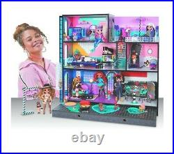 LOL Surprise OMG House Real Wooden Doll House with 85+ Surprises Incl
