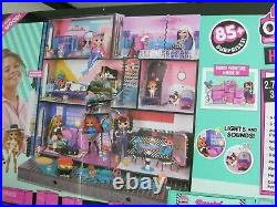 LOL Surprise OMG Wooden Dolls House with 85+ Surprises BRAND NEW (05/MJE) MGA
