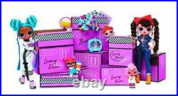 L. O. L. Surprise! O. M. G. House Real Wooden Doll House with 85+ Surprises