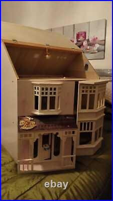 Large Dolls House wooden