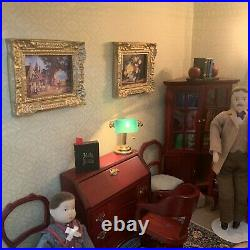 Large Wooden Dolls House