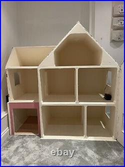 Large XL Wooden Dollshouse Barbie 16 Scale