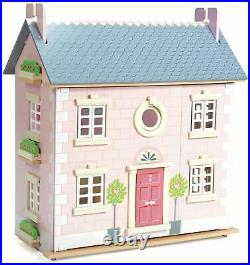 Le Toy Van DOLL HOUSE BAY TREE HOUSE Wooden Toy BN