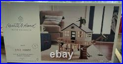 New Hearth & Hand with Magnolia Wooden Toy Tree House Indoor Playhouse