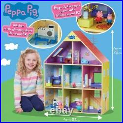 Peppa Pig Wooden Playhouse