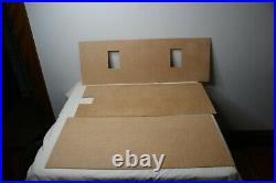 Rare Dura Craft COLONIAL Dollhouse Wooden Kit CH300 CH-300 Mansion