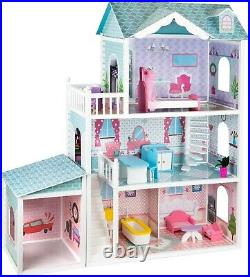 Small Foot Doll's House Deluxe Villa 11068 Children doll wood wooden Toy