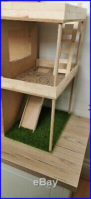 Wooden Dolls House Handmade to Order